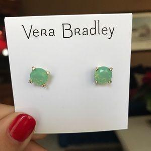 Vera Bradley Sparkling Stud Earrings